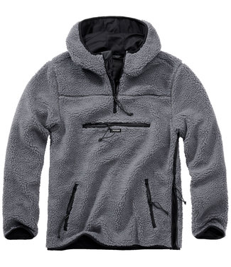 Sherpa Pullover - Signal Gray