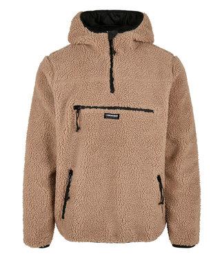 Sherpa Pullover - Sandstone