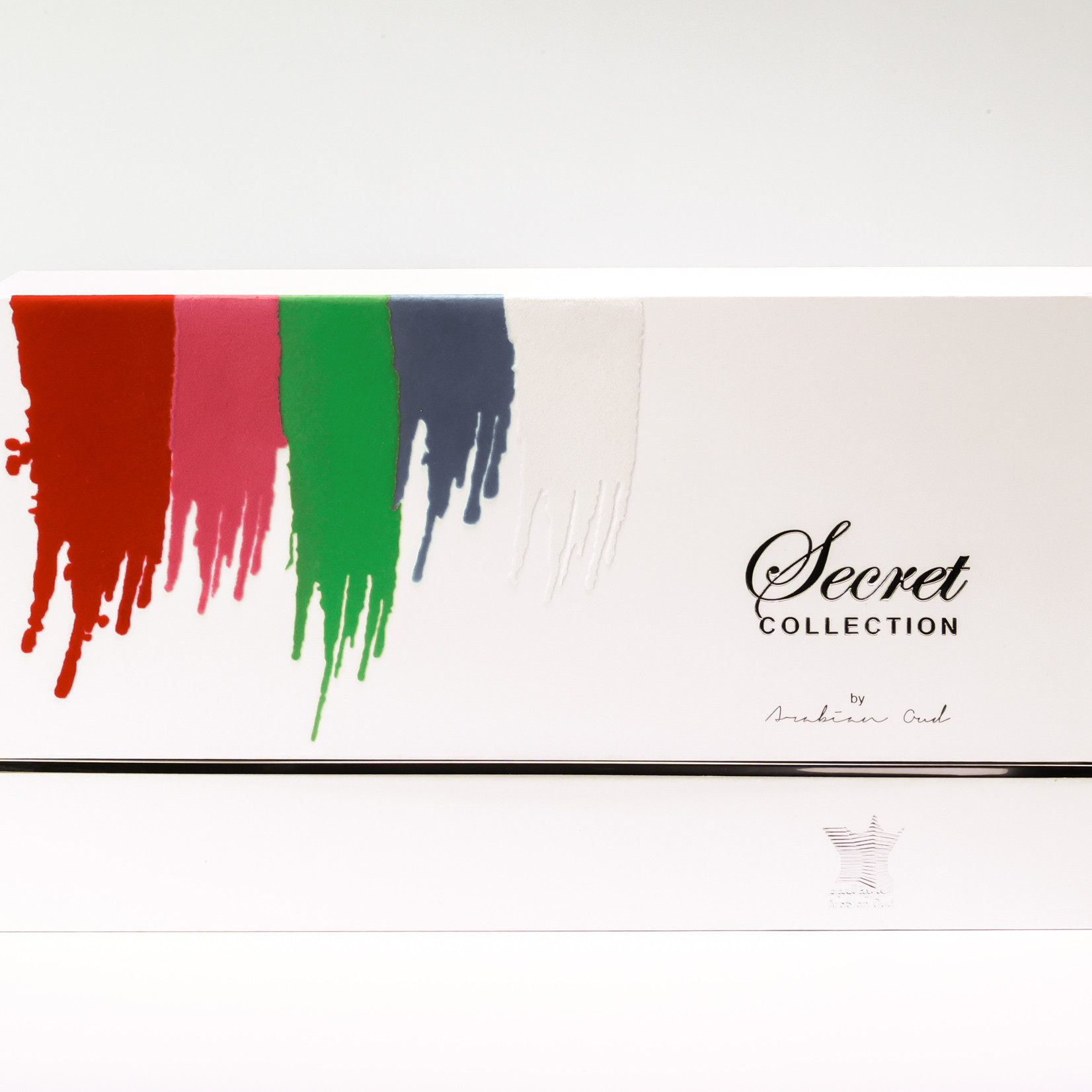 Arabian Oud Secret Collection (5x 30ML)