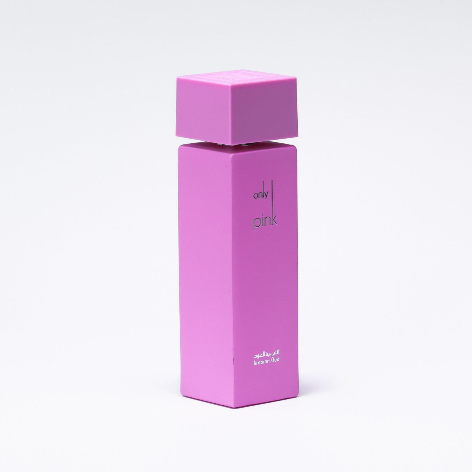 Arabian Oud Only Pink (100ML Eau de Parfum)