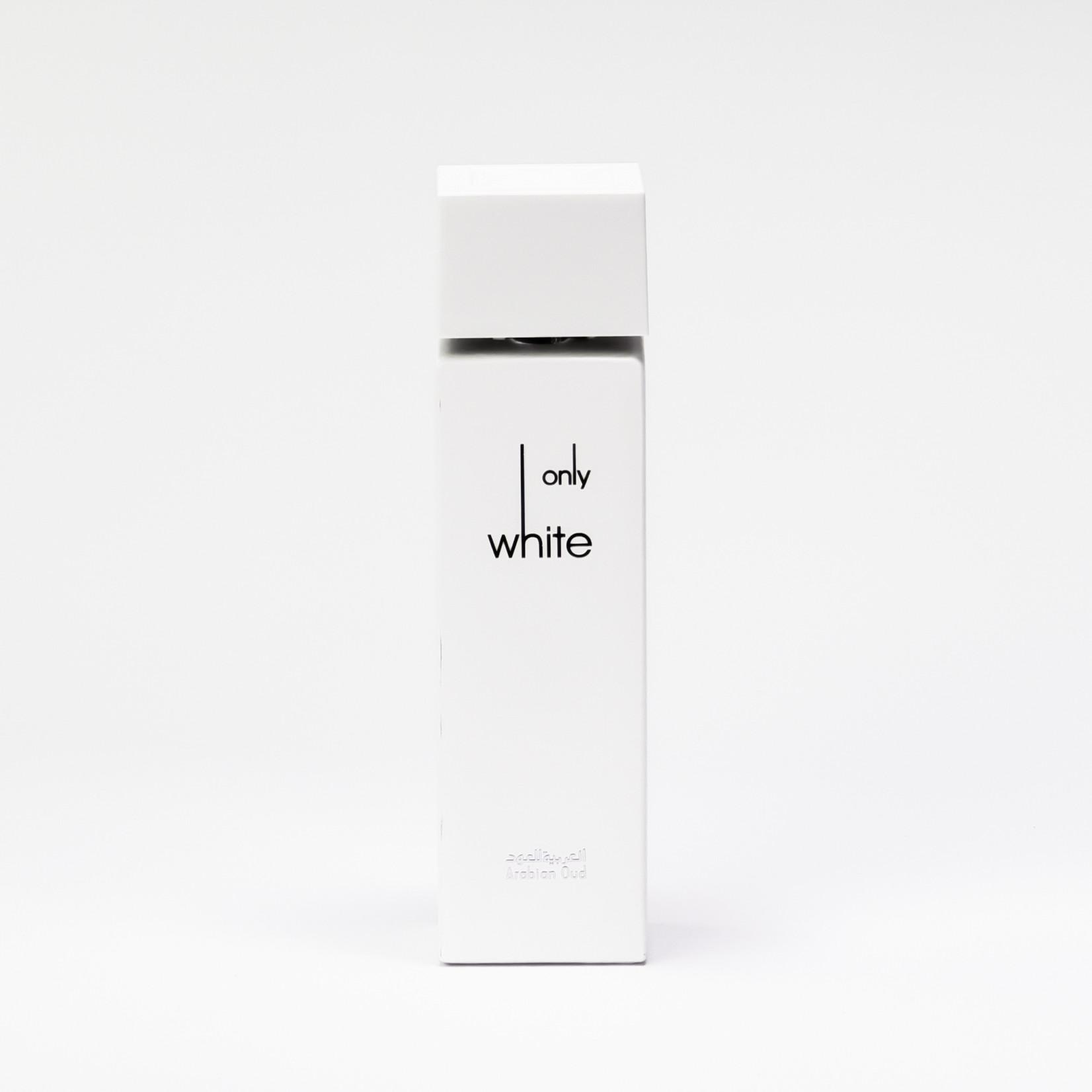 Arabian Oud Only White