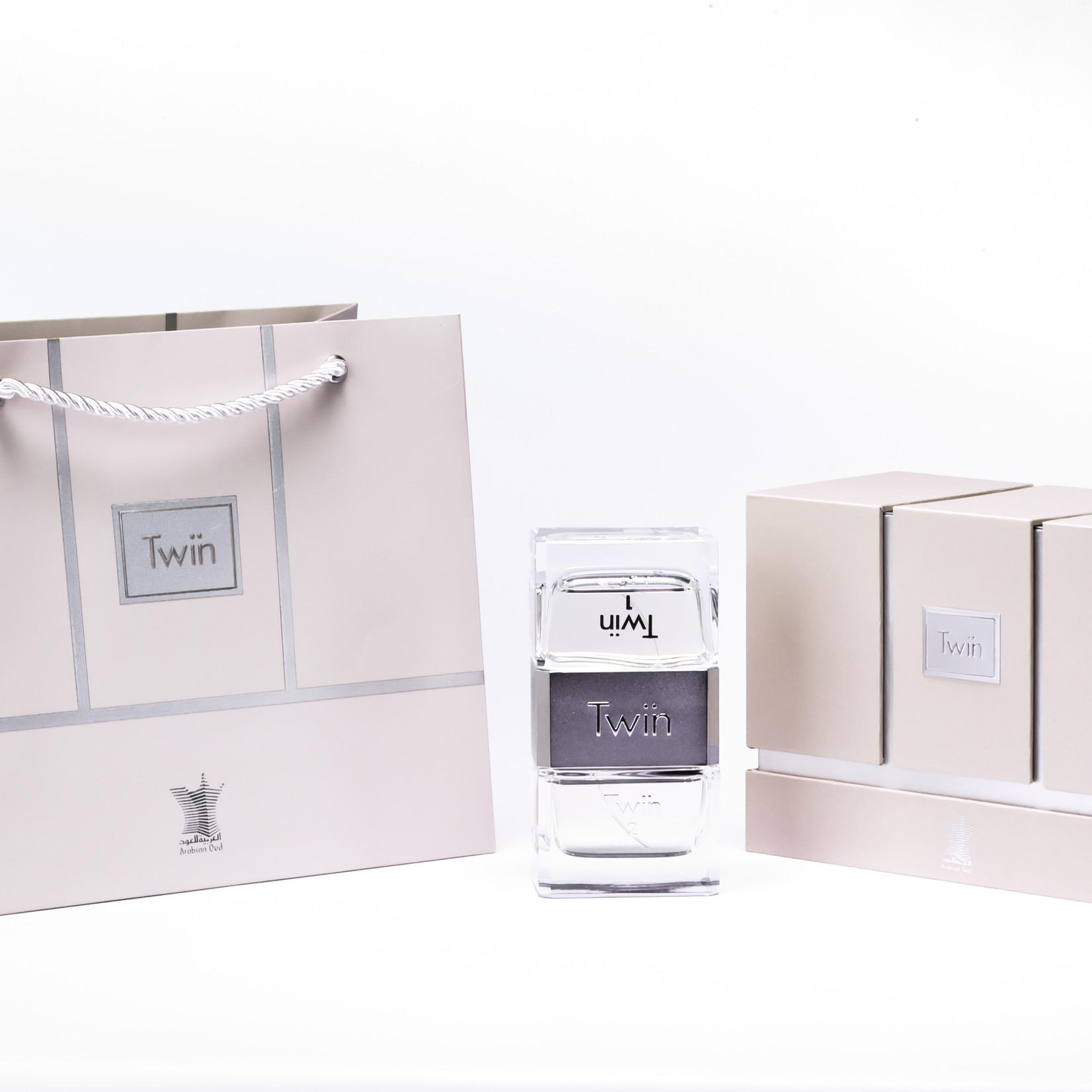 Arabian Oud Twin - Eau de Parfum (2x 50ml Eau de Parfum)