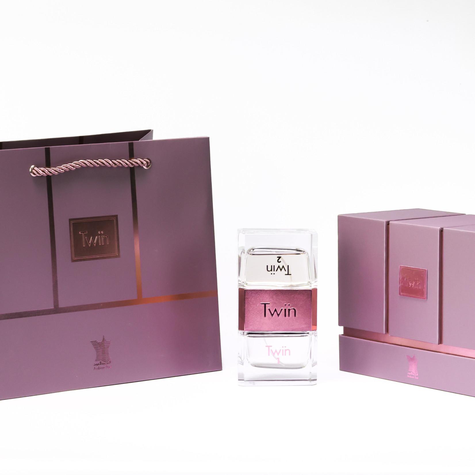 Arabian Oud Twin Gold - Eau de Parfum (2x 50ml)