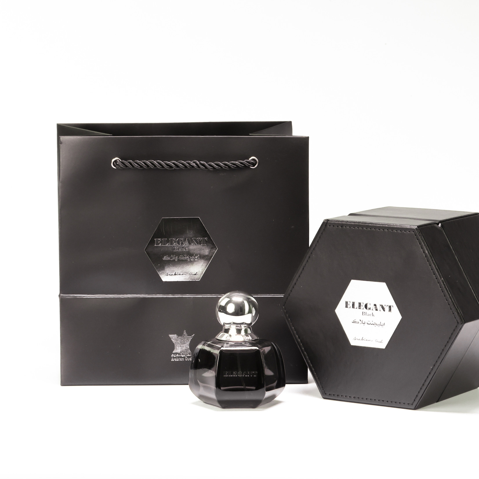 Arabian Oud Elegant Black (100 ml Eau de Parfum)