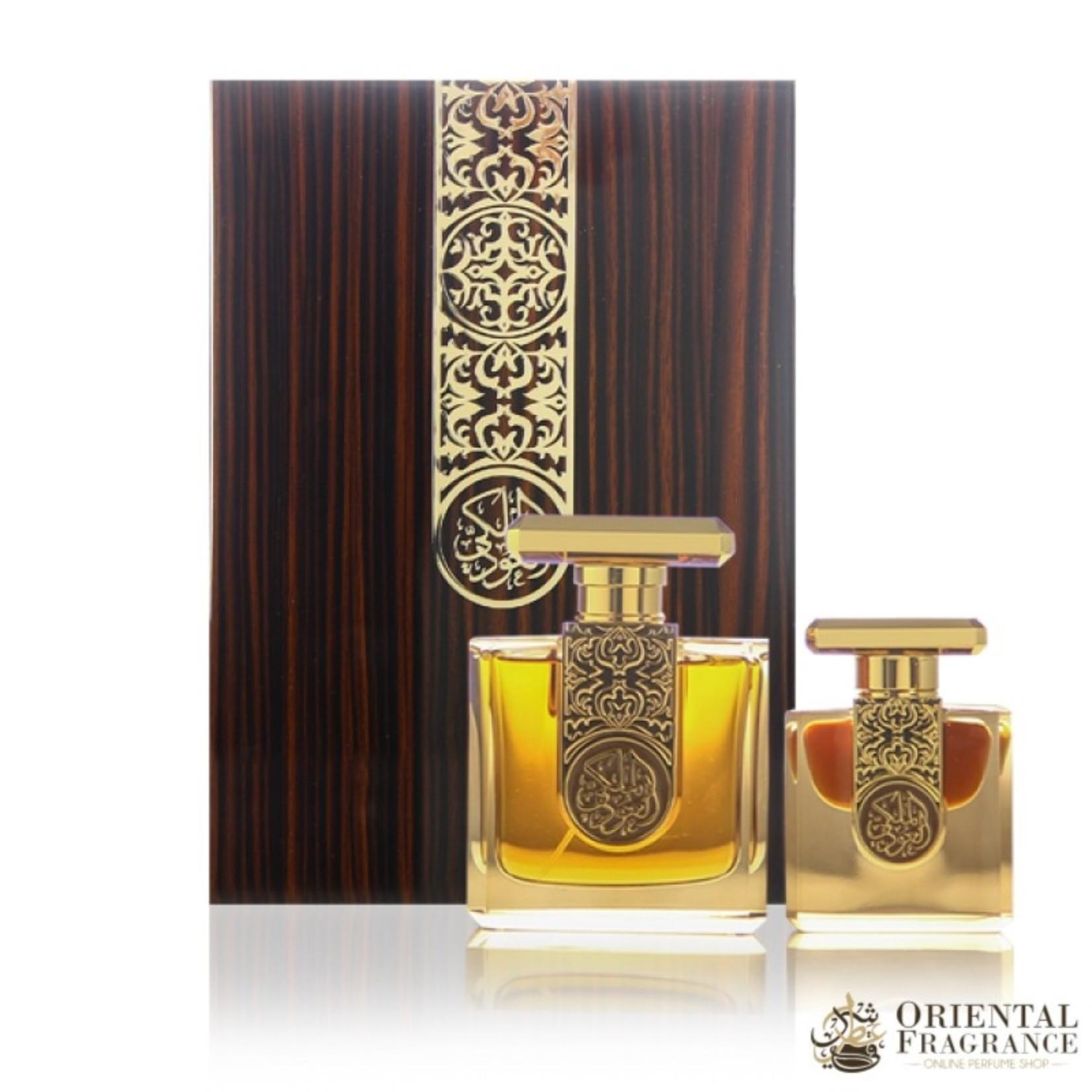 Arabian Oud Al Oud Al Malaky Set (85ml en 12 ml Eau de parfum)