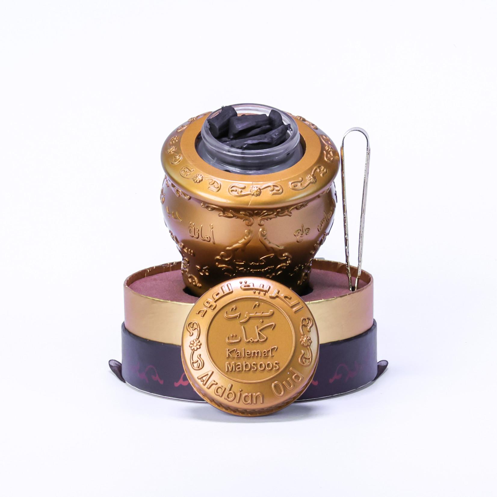Arabian Oud Mabsoos Kalemat (40 Gram)