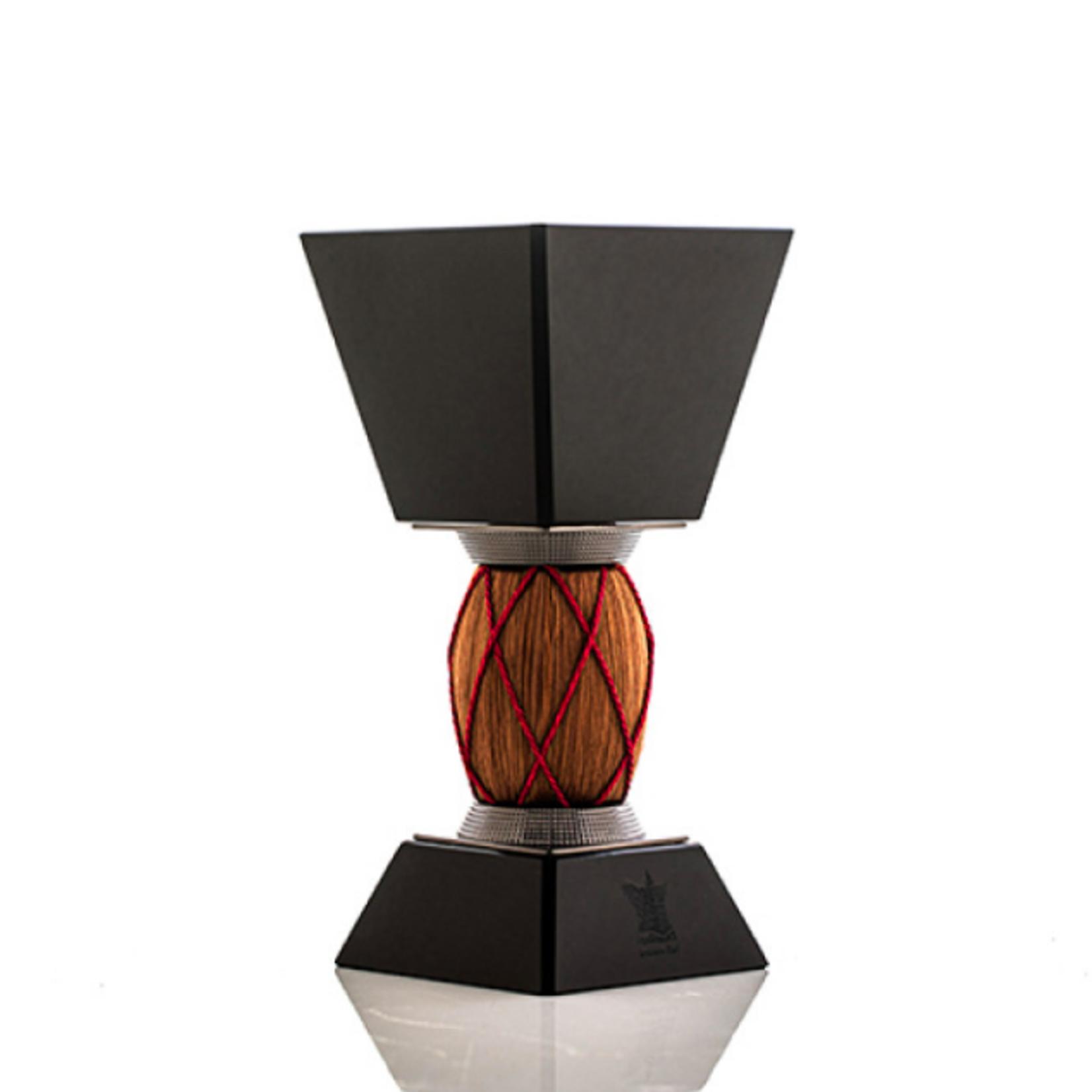 Zaree incense burner - Silver