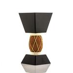 Zaree incense burner - Gold