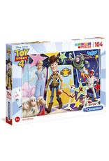 CLEMENTONI Toy Story puzzel 104 stukjes