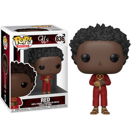 FUNKO! Movies - Us Red with Oversized Scissors