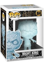 FUNKO! Game of Thrones - Crystal Night King with Dagger in Chest 9cm #84
