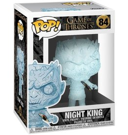 FUNKO! Game of Thrones - Crystal Night King with Dagger in Chest