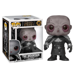 FUNKO! Game of Thrones - The Mountain Unmasked 15cm