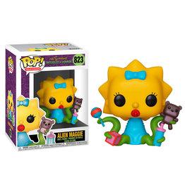 FUNKO! Television - Simpsons Maggie Alien