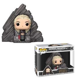 FUNKO! Game of Thrones - Daenerys on Dragonstone Throne