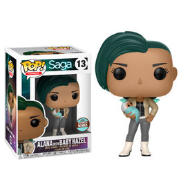 FUNKO! Comics - Saga Alana with Hazel Exclusive