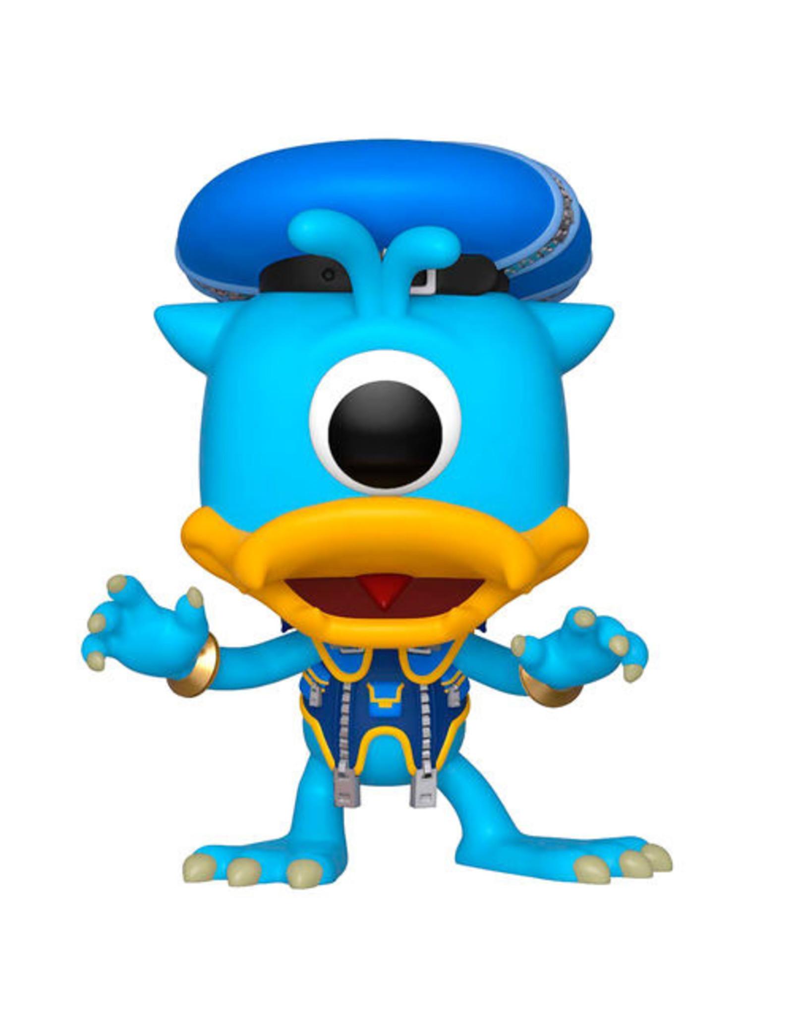 FUNKO! Games - Kingdom Hearts 3 Donald Monsters Inc. #410