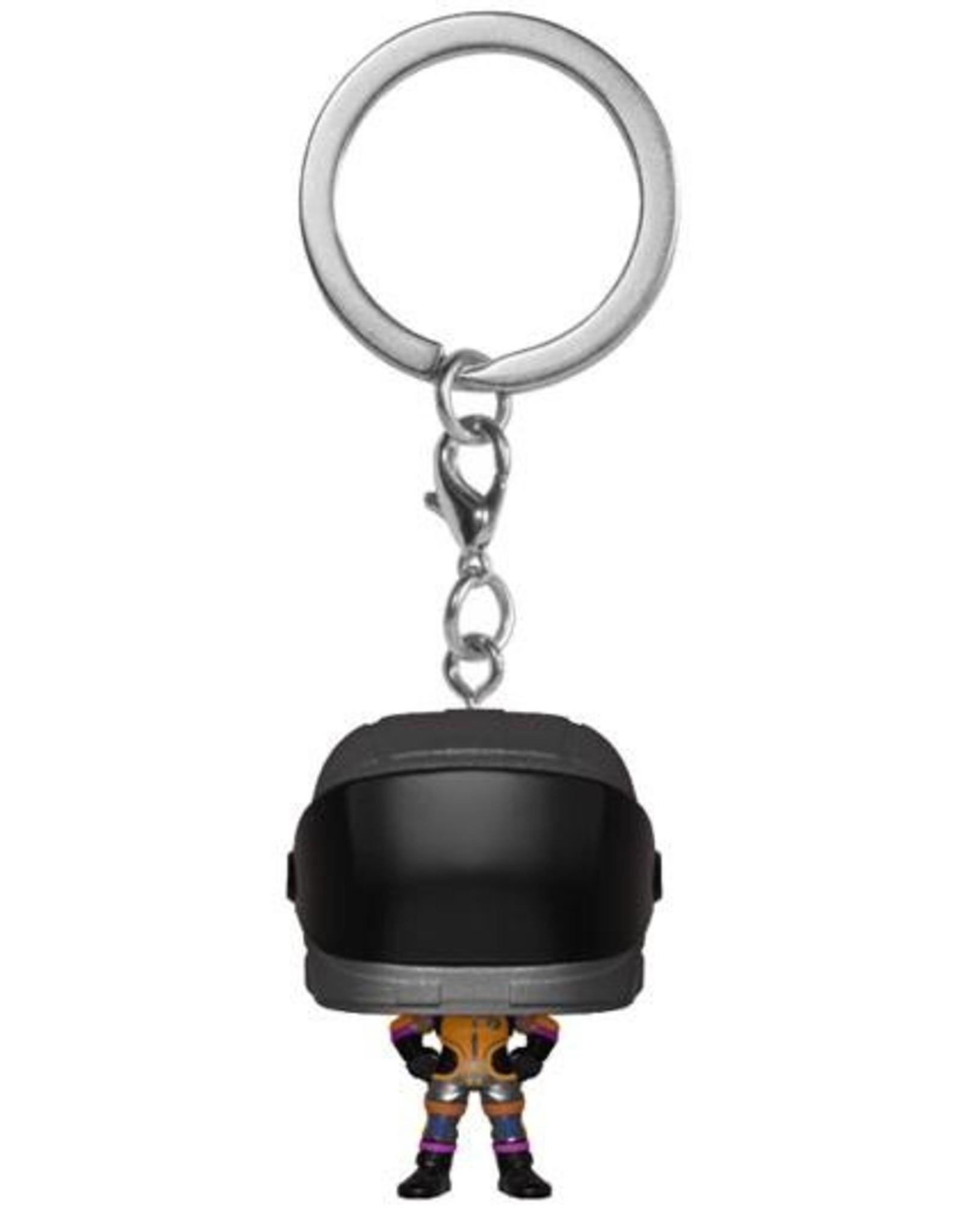 FUNKO! Fortnite - Pocket sleutelhanger Dark Vanguard  4 cm