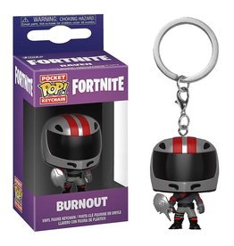 FUNKO! Fortnite - Pocket sleutelhanger Burnout