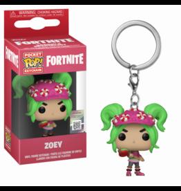 FUNKO! Fortnite - Pocket sleutelhanger Zoey