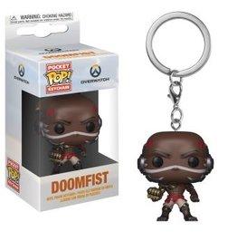 FUNKO! Overwatch - Pocket sleutelhanger Doomfist