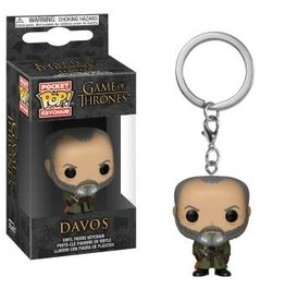 FUNKO! Game of Thrones - Pocket sleutelhanger Davos