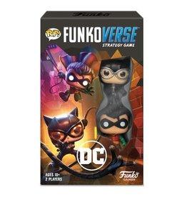 FUNKO! DC Comics Funkoverse Board Game 2 Character Expandalone *ENGELS