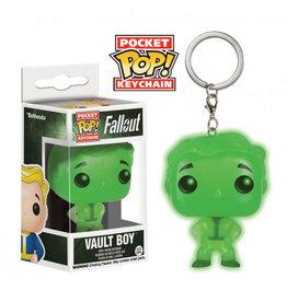 FUNKO! Fallout - Pocket sleutelhanger Vault Boy Glow In The Dark