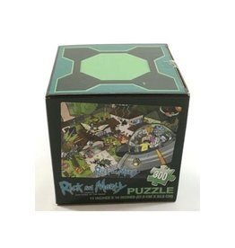 Rick and Morty Puzzel LC Exclusive