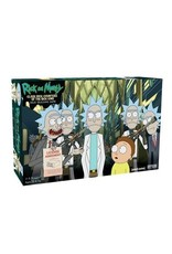 CRYPTOZOIC Rick and Morty Deck-Building Game Close Rick-Counters of the Rick Kind *English Version*