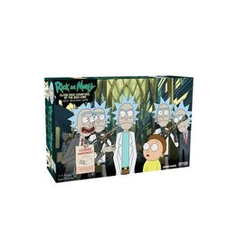 CRYPTOZOIC Rick and Morty Deck-Building Game Close Rick-Counters of the Rick Kind
