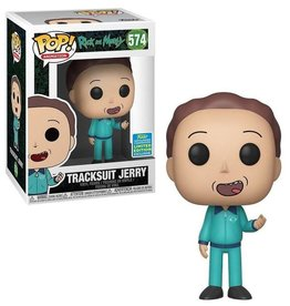 FUNKO! Animation - Rick & Morty Tracksuit Jerry SDCC Exclusive