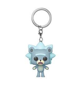 FUNKO! Rick & Morty - Pocket  sleutelhanger Teddy Rick