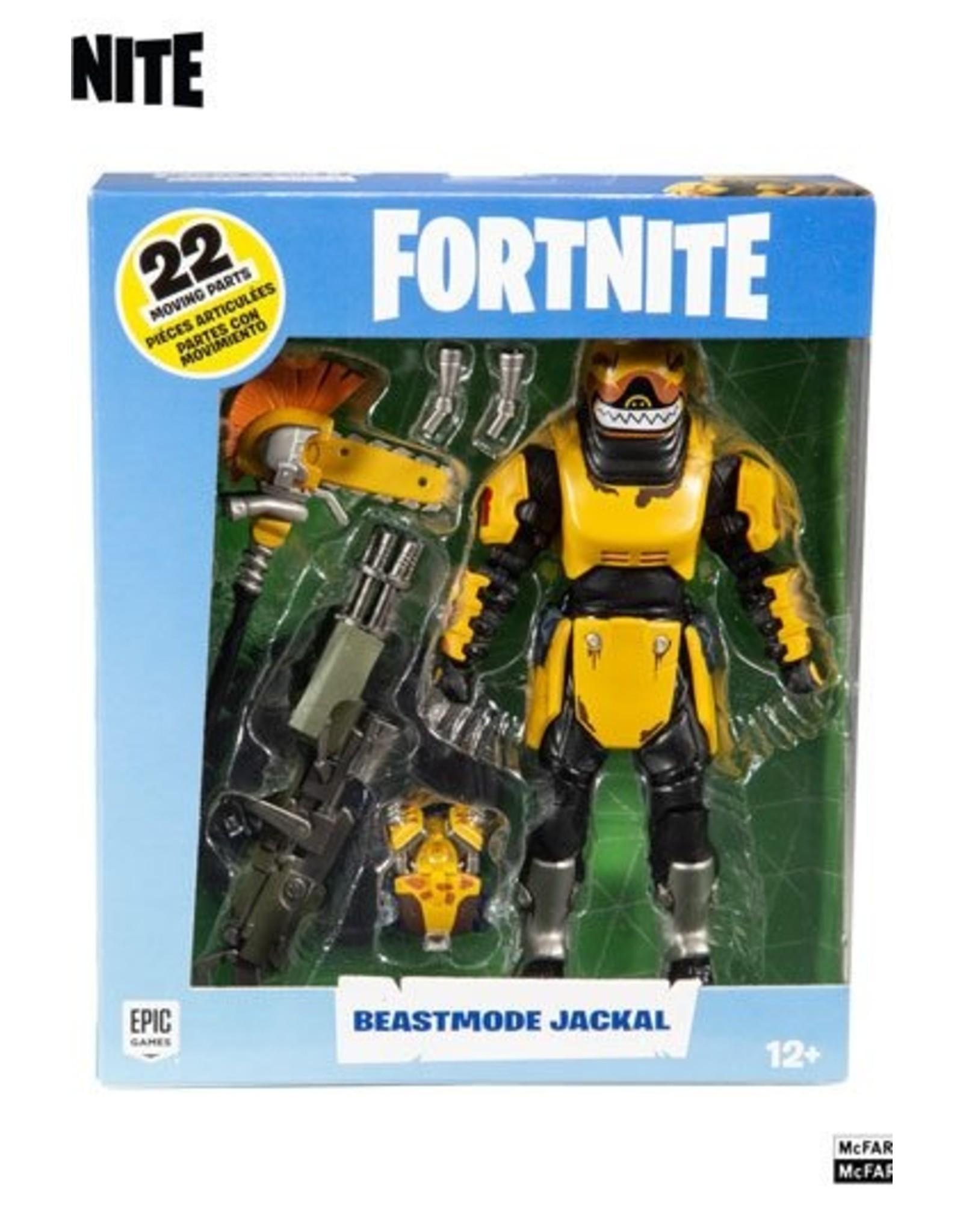 MCFARLANE TOYS Fortnite Action Figure Beastmode Jackal 18 cm