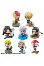 MEGAHOUSE Boruto Naruto Next Generation Petit Chara Land Trading Figure 6 cm Assortment Boruto & Hokage (8)