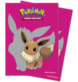 ULTRA PRO Pokemon Evee Deck protector Sleeves 65st