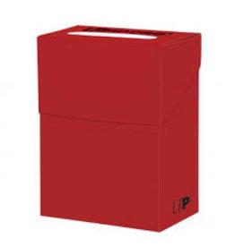 ULTRA PRO Deck box dark rood