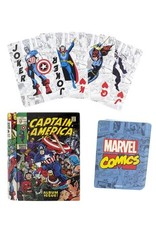 PALADONE Marvel Playing Cards Comic Book Designs