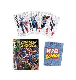 PALADONE Marvel Speelkaarten Comic Book Designs