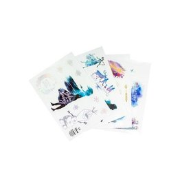 PALADONE Frozen 2 gadget stickers Iconic Characters