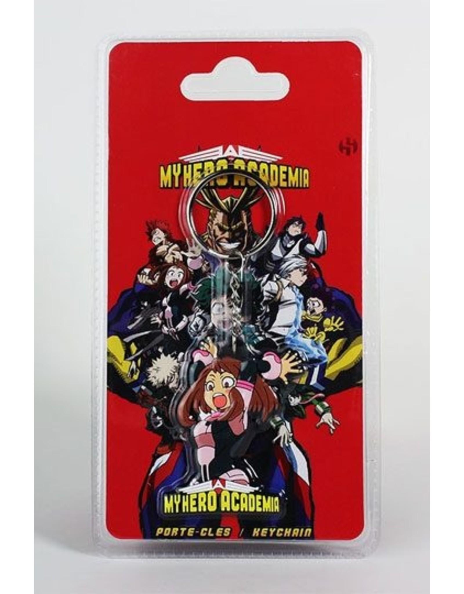 SEMIC My Hero Academia PVC Keychain Ochaco Uraraka