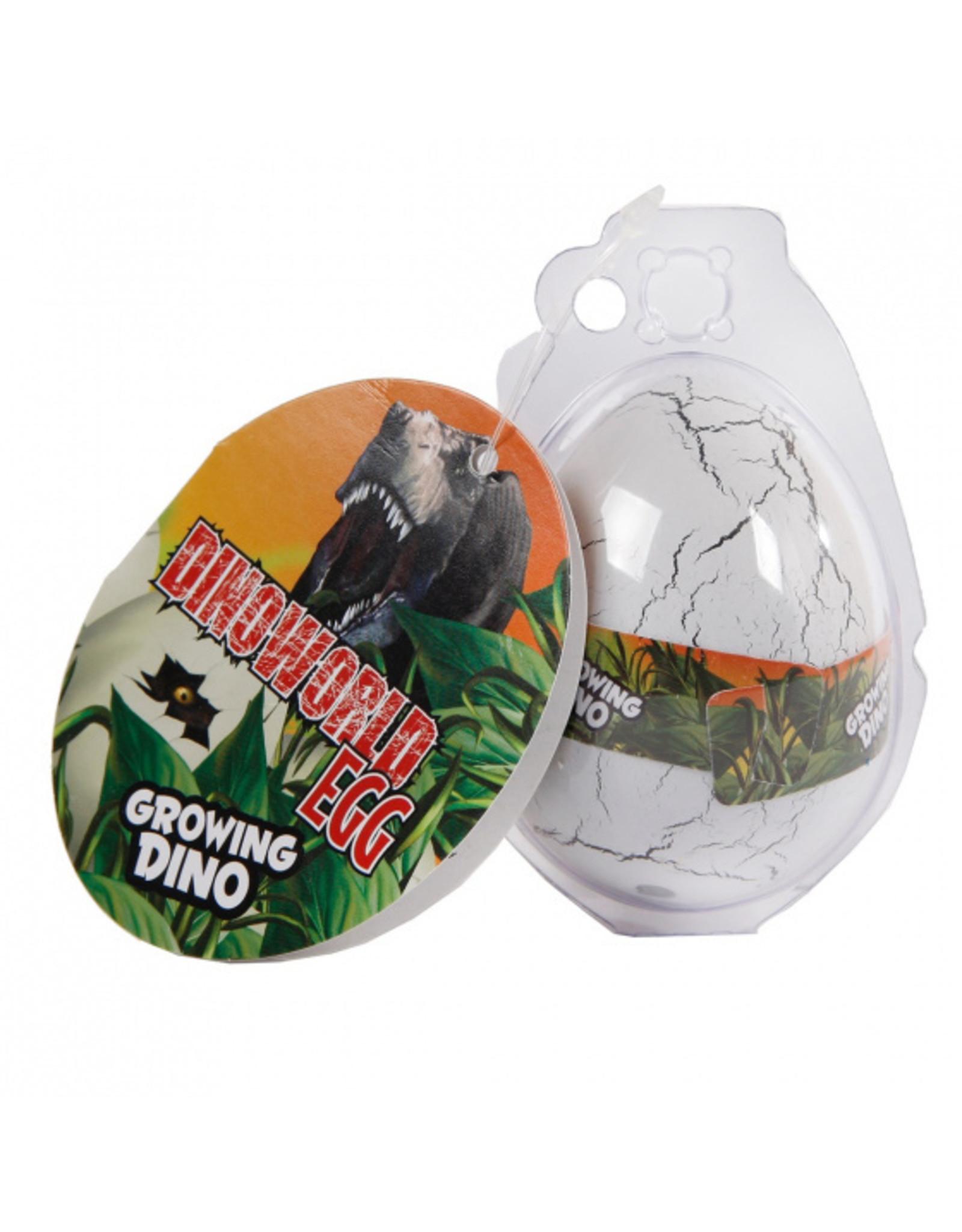 TOYS AMSTERDAM DinoWorld ei met groeiende dinosaurus