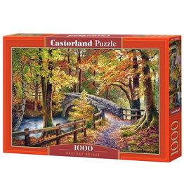 CASTORLAND puzzel Brathay Bridge 1000 stukjes