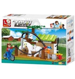 SLUBAN Farm: Paardenverzorgingspost Sluban Farm: Paardenverzorgingspost (M38-B0557)