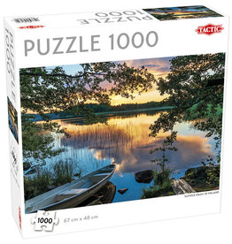 TACTIC Summer Night in Finland - Puzzel