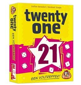 WHITE GOBLIN GAMES White Goblin Games dobbelspel Twenty One