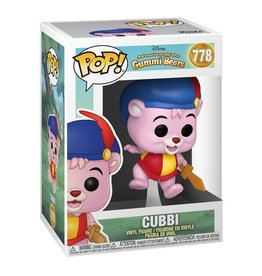 FUNKO! Disney - Adventures of Gummi Bears Cubbi