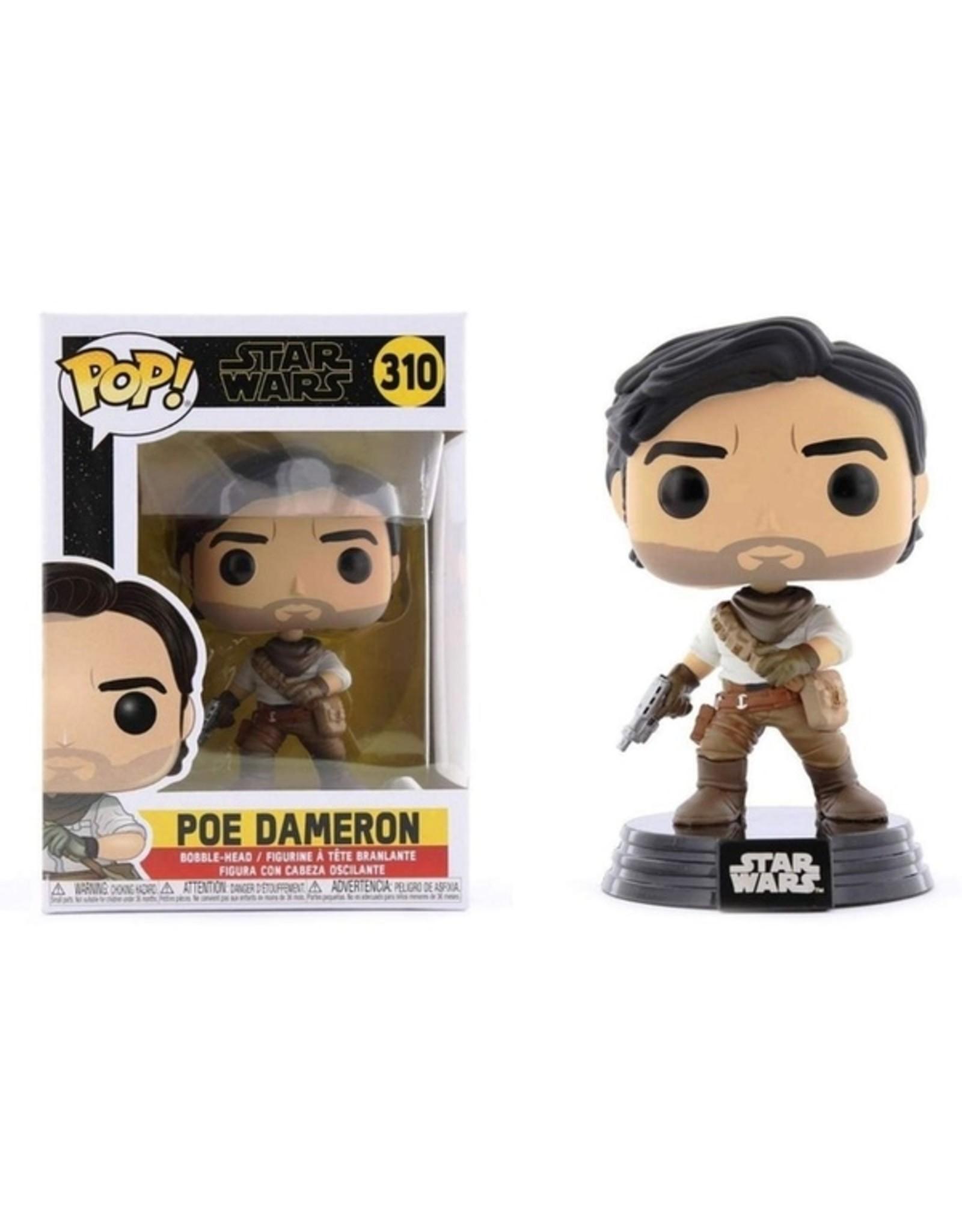 FUNKO! Star Wars - Poe Dameron 9cm #310