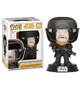 FUNKO! Star Wars - Dryden Gangster Exclusive