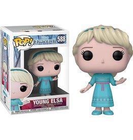 FUNKO! Disney - Frozen 2 Young Elsa